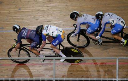 2018 Para-cycling Track Nationals Recap