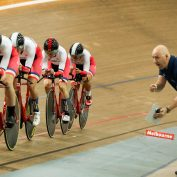Team Pursuit – Victoria & South Australia claim honours