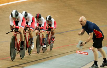 Saturday night Team Pursuit showdown
