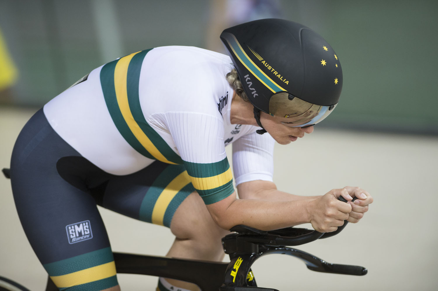 Australia's Para-cycling stars target green and gold glory