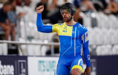 #TrackNats Day 2 – Harty Party in Brisbane