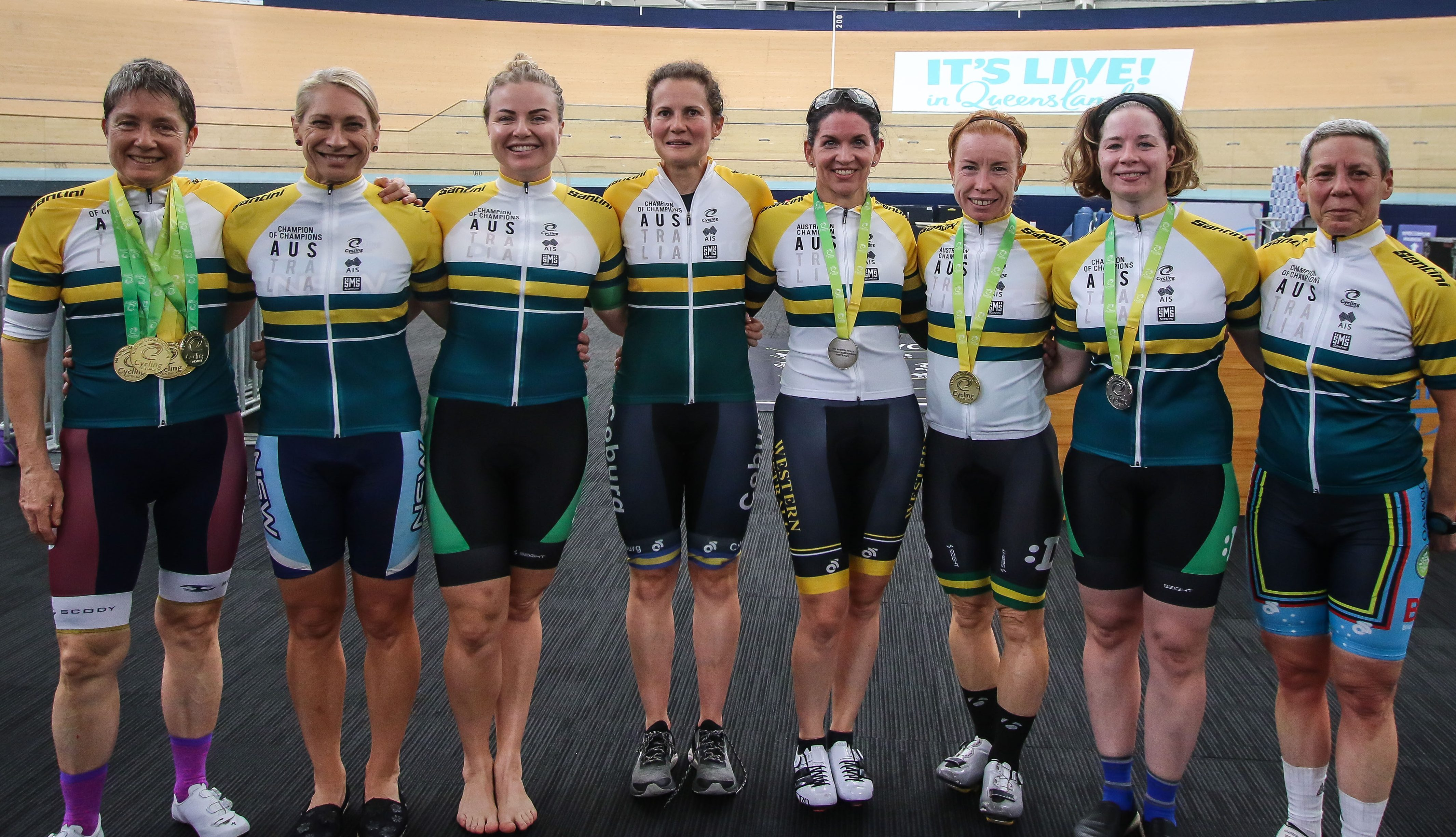 Masters: Champions of Champions crowned
