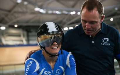 VIC team announced for TrackNats