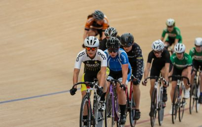 Masters ready to roll for #TrackNats 2020