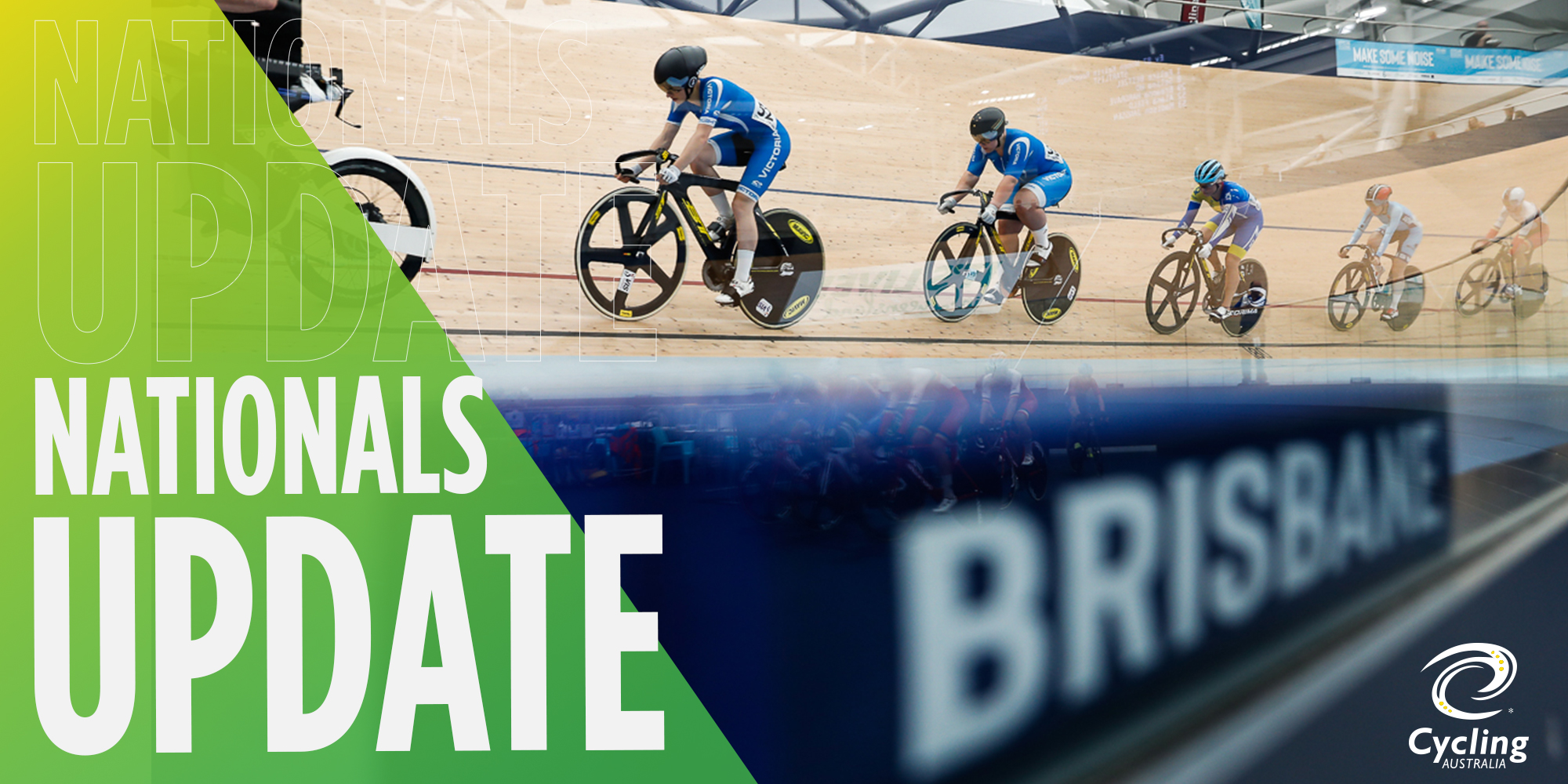 2020 Track National Championships in Brisbane rescheduled to December