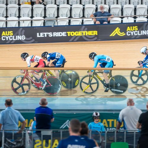 Day 5 Review – AusCycling Track National Championships