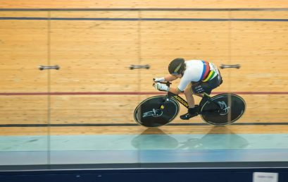 Day 2 – Reid smashes world record – AusCycling Track National Championships – Para Recap