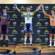 TrackNats21 Day 3 – Plowright powers to omnium gold